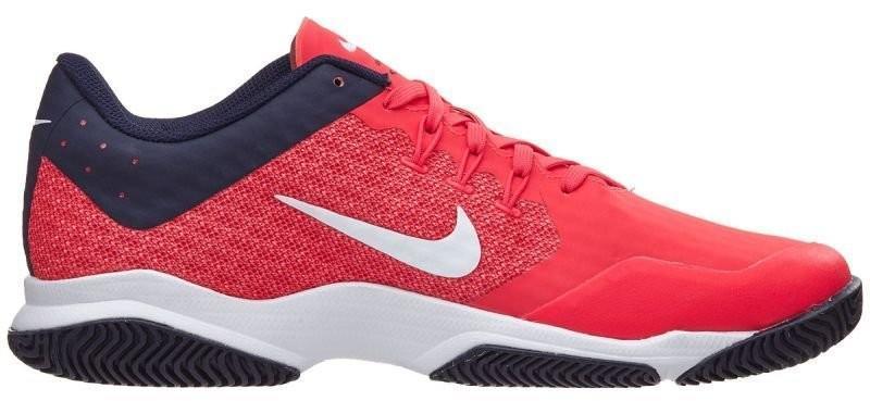 Теннисные кроссовки мужские Nike Air Zoom Ultra bright crimson/white