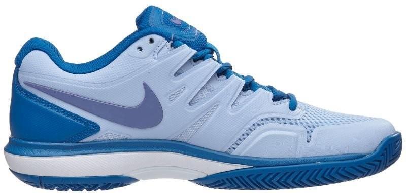 Теннисные кроссовки женские Nike WMNS Air Zoom Prestige royal tint/monarch purple