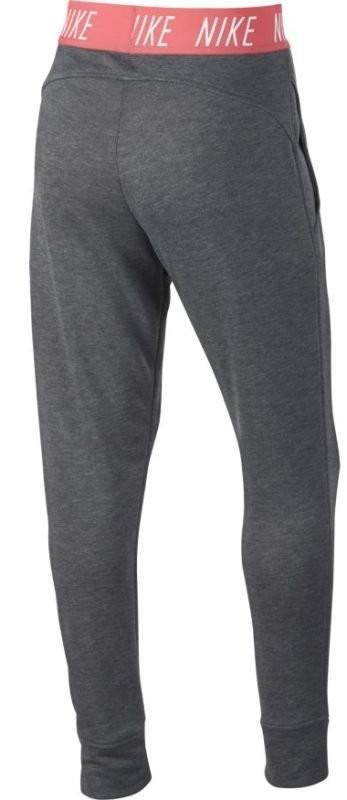 Штаны детские Nike Dry Pant Studio carbon heather/pink nebula/white