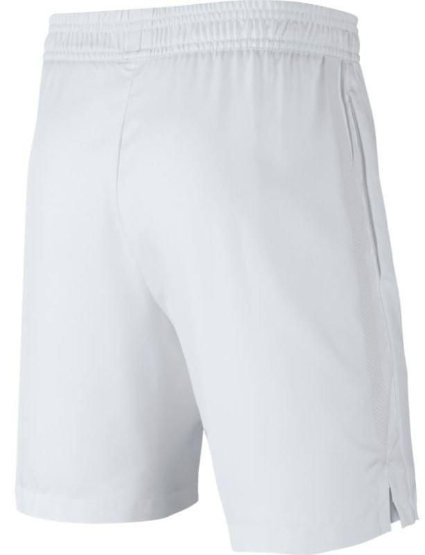 Теннисные шорты детские Nike Court Boys Dry Short white/black