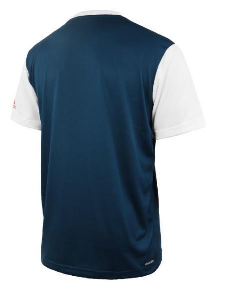 Теннисная футболка детская Adidas Club Tee mystic blue