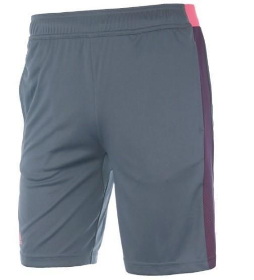 Теннисные шорты детские Adidas Barricade Short mystery blue/coral