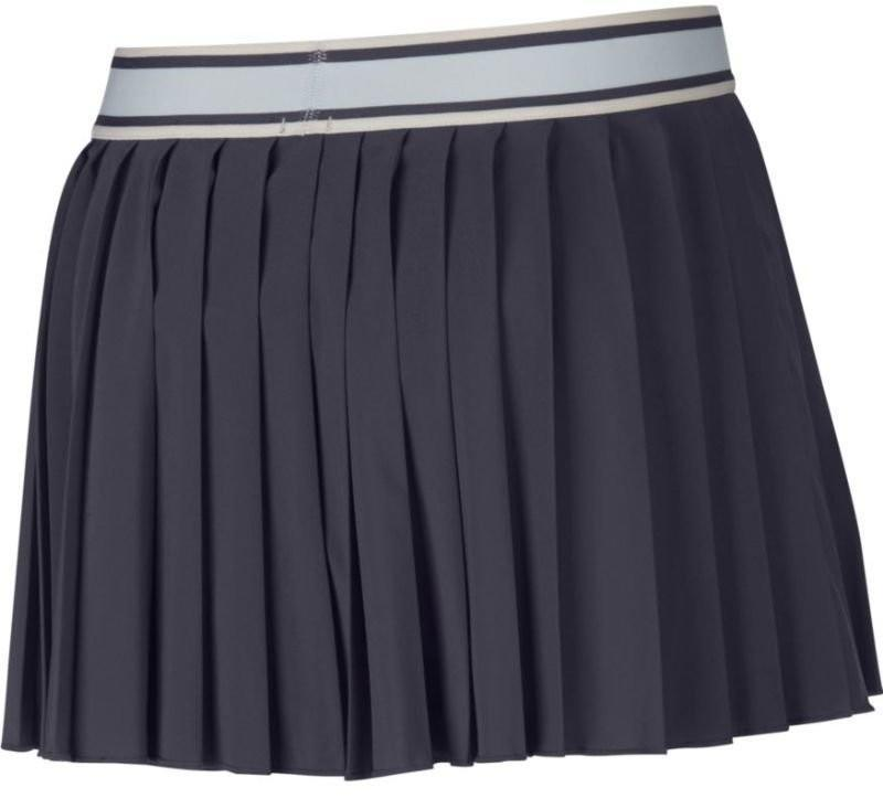 Теннисная юбка женская Nike Court Victory Skirt gridiron/gridiron