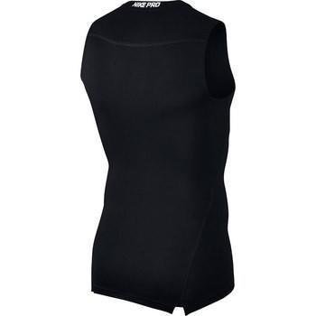 Термомайка мужская Nike Top SL Comp black/white/white