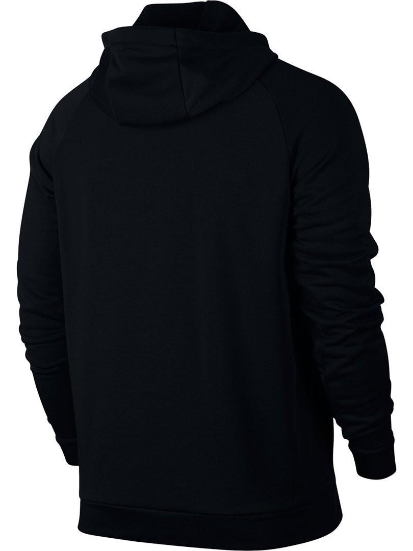 Реглан мужской Nike Dry Swoosh Hoodie black