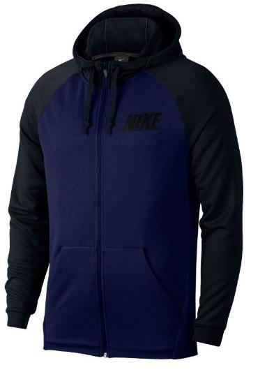 Кофта мужская Nike DRY HD FZ NK ESS blue void