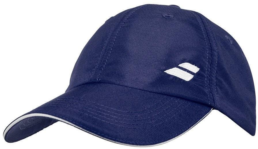 Теннисная кепка Babolat Basic Logo Cap dress blue