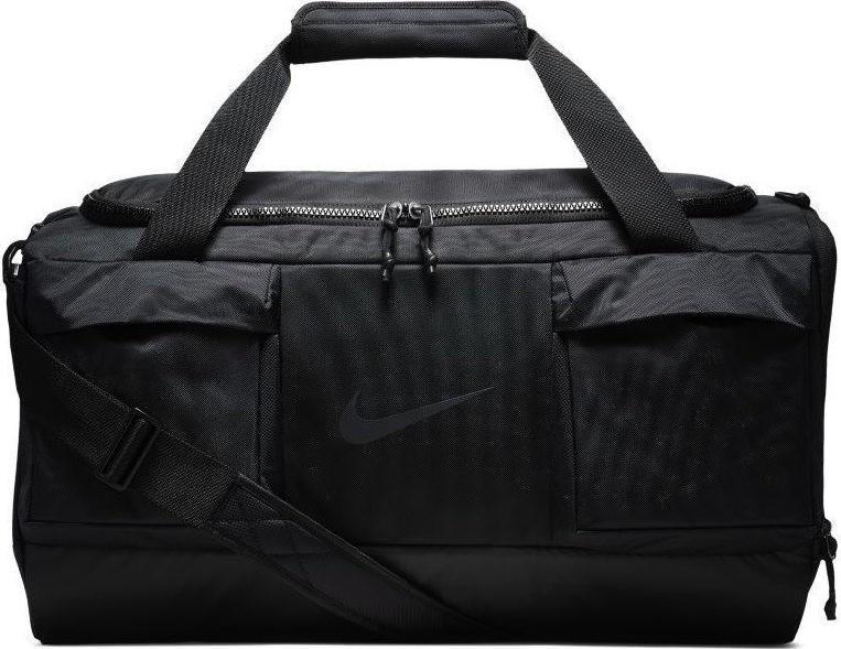 88f19070 Спортивная сумка Nike Vapor Power Duffel Bag Black/Black | TennisMaster