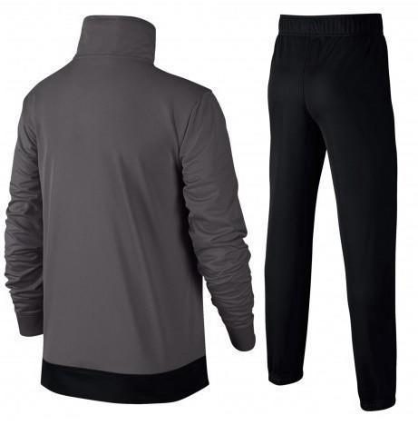 Спортивный костюм детский Nike Boy's Sportwear Track Suit dark grey/black