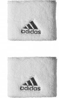 Напульсник Adidas Wristbands S (OSFM) white/black