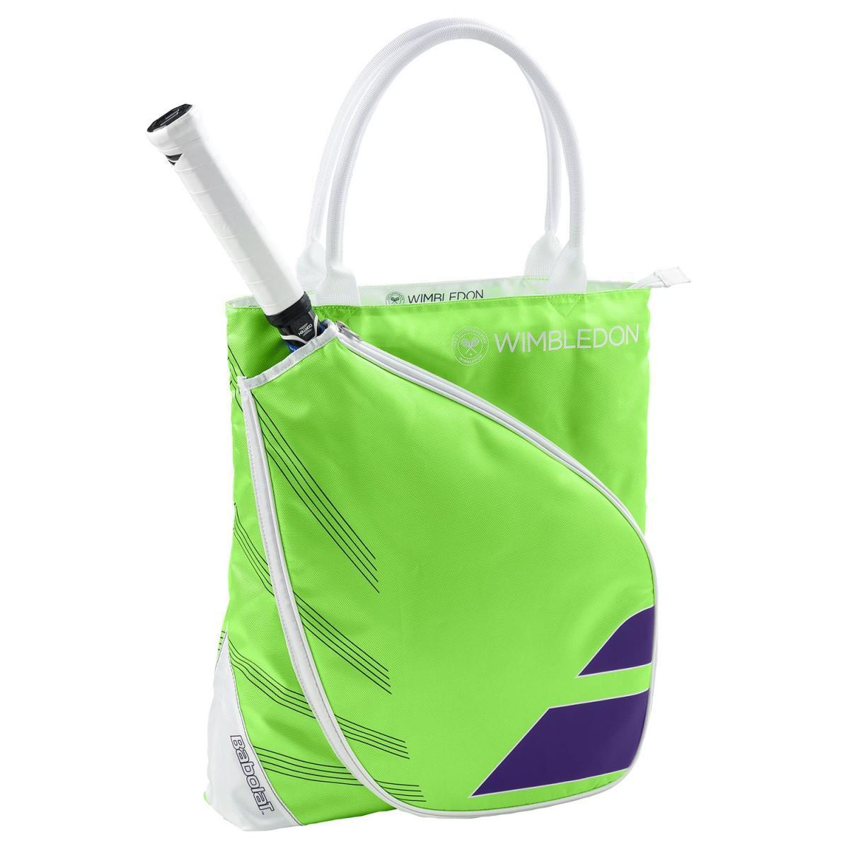 Теннисная сумка Babolat Tote Bag Wimbledon green