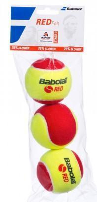 Мячи для тенниса Babolat Red Felt 3-Ball