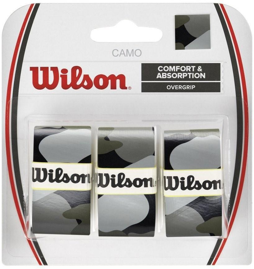 Намотка Wilson Camo Overgrip (3 шт.) black