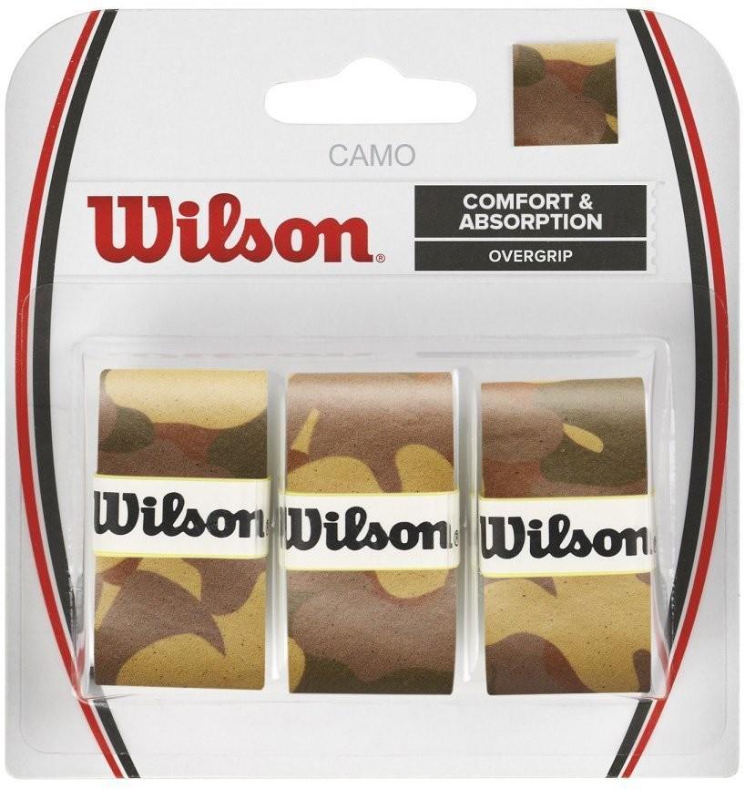 Намотка Wilson Camo Overgrip (3 шт.) brown