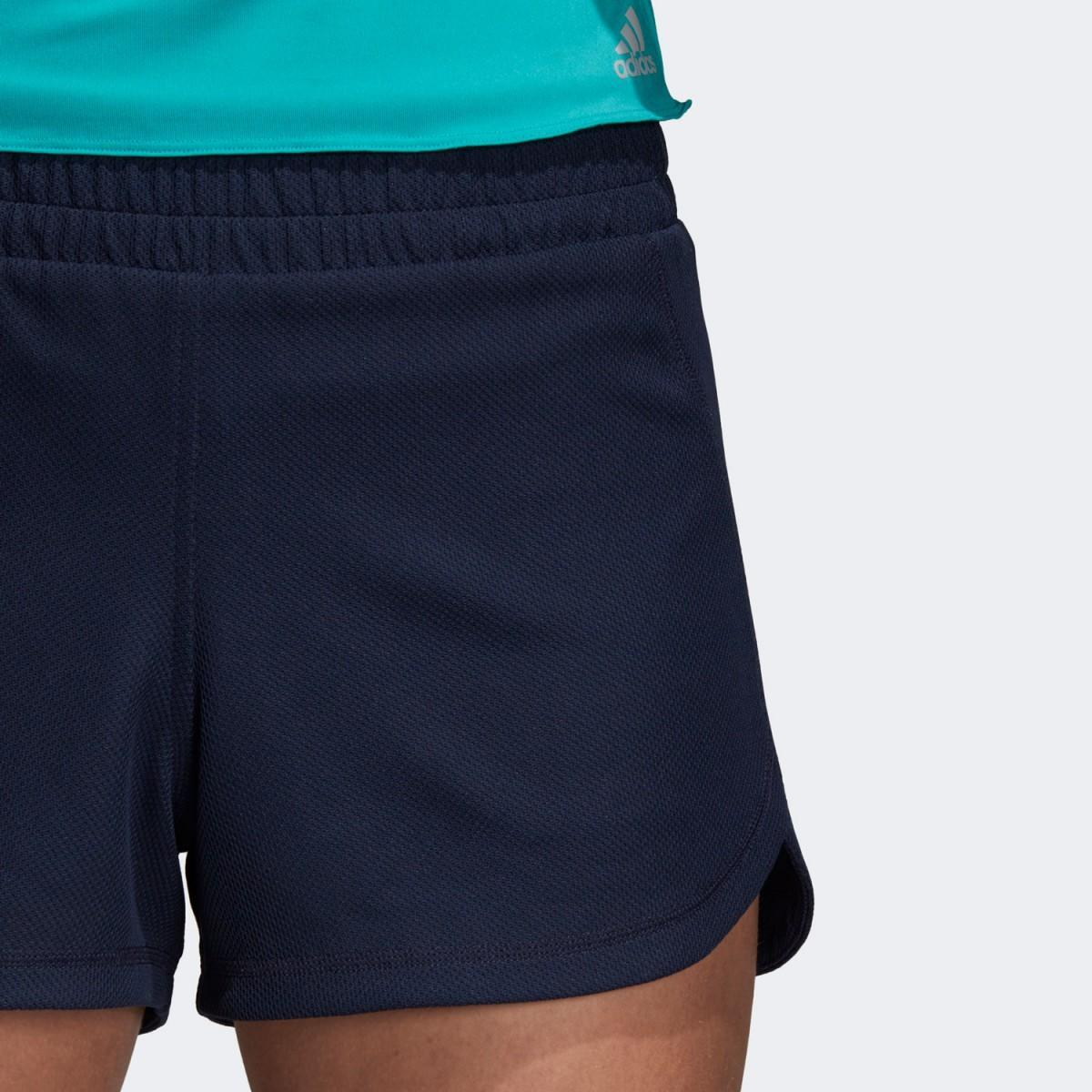 68f620aa302c10 Тенісні шорти жіночі Adidas Seasonal Short legend ink | TennisMaster