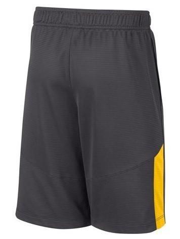 Теннисные шорты детские Nike Aceler8 Short YTH gunsmoke/amarillo/black