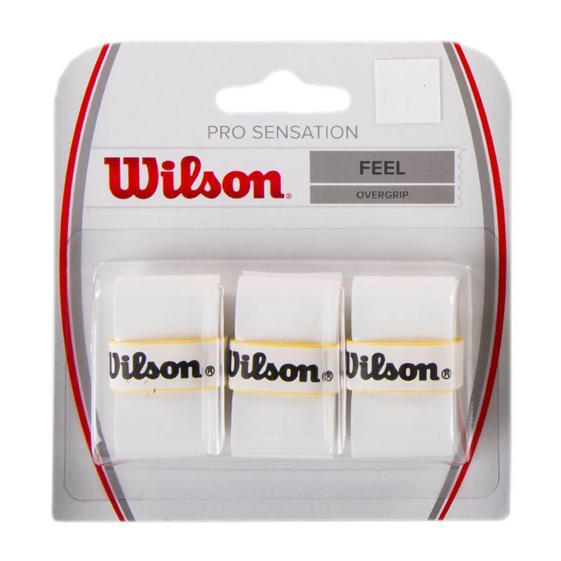 Намотка Wilson Pro Sensation (3 шт.) white