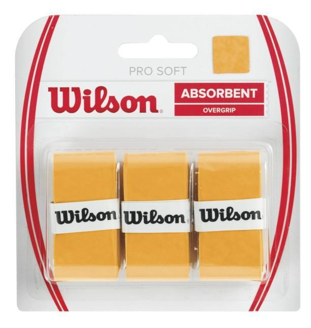 Намотка Wilson Pro Soft (3 шт.) gold