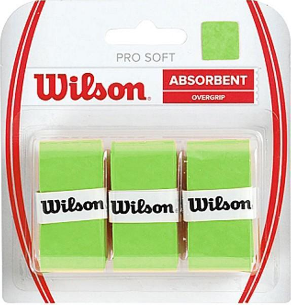Намотка Wilson Pro Soft (3 шт.) light green