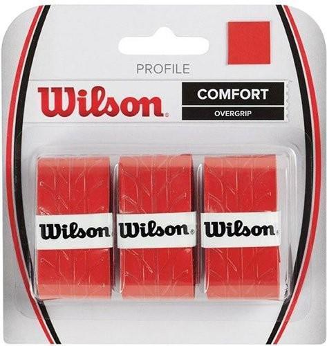 Намотка Wilson Profile (3 шт.) red
