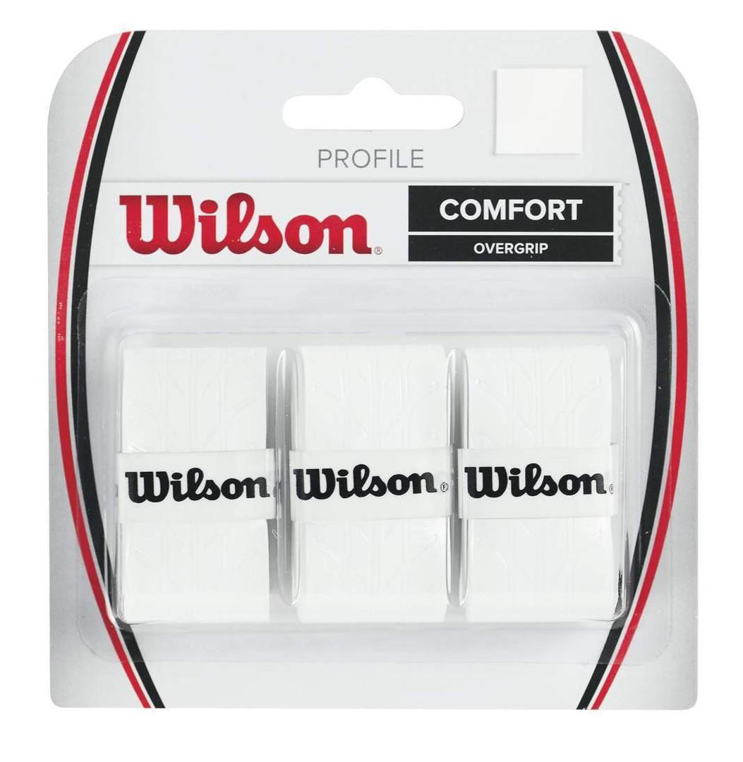 Намотка Wilson Profile (3 шт.) white