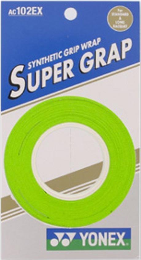 Намотка Yonex Super Grap (3 шт.) green