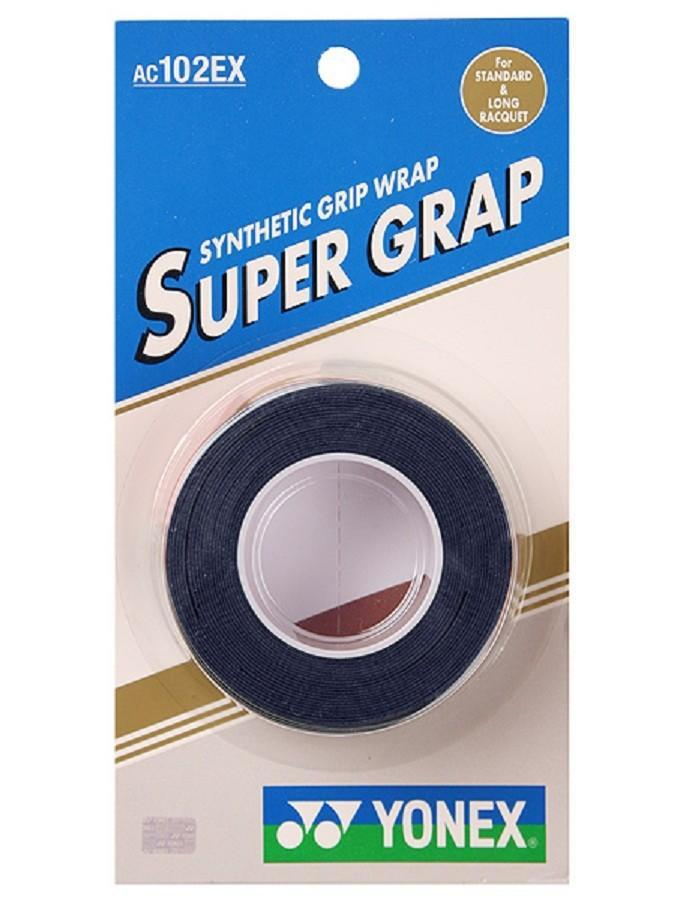 Намотка Yonex Super Grap (3 шт.) navy blue