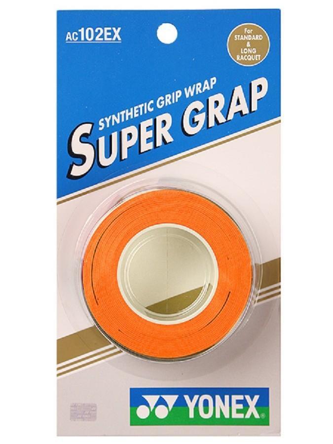 Намотка Yonex Super Grap (3 шт.) orange
