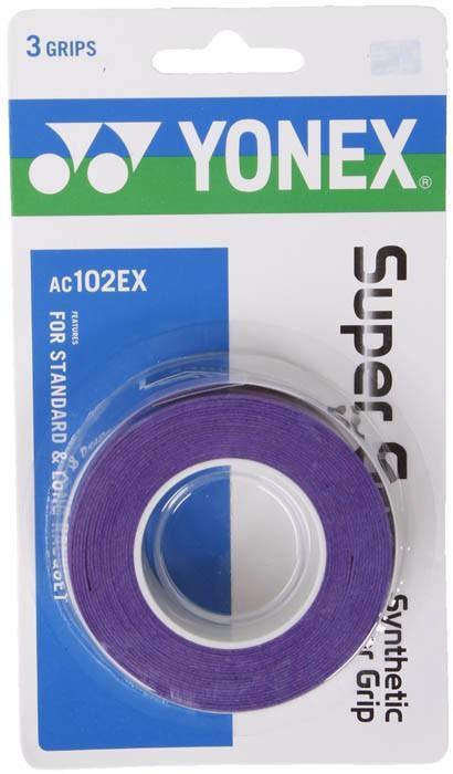 Намотка Yonex Super Grap (3 шт.) purple