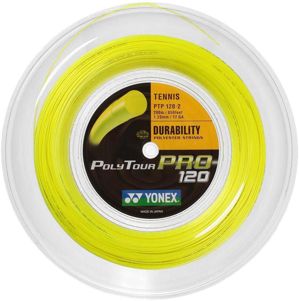 Струна Yonex Poly Tour Pro  (200 m) катушка