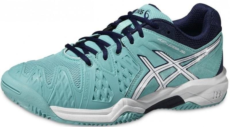 Детские теннисные кроссовки Asics Gel-Resolution 6