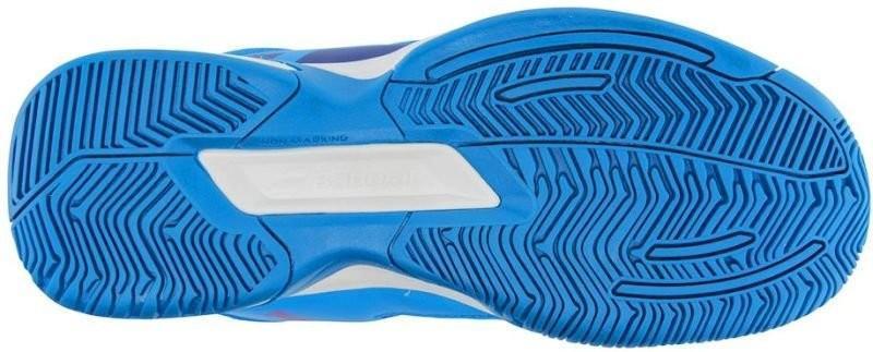 Детские теннисные кроссовки Babolat Pulsion All Court Junior dark blue