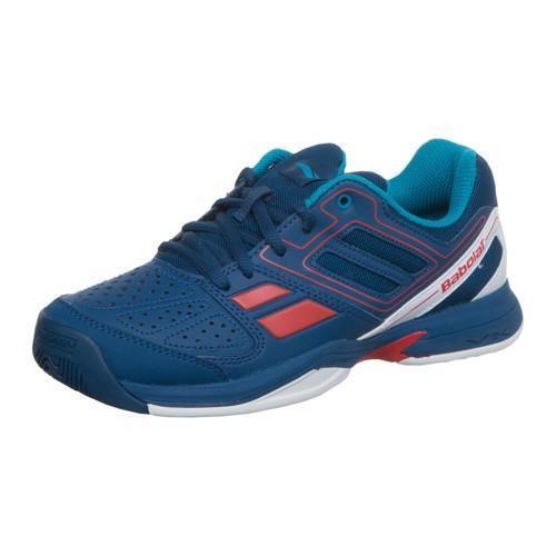 Детские теннисные кроссовки Babolat Pulsion BPM Blue/Red
