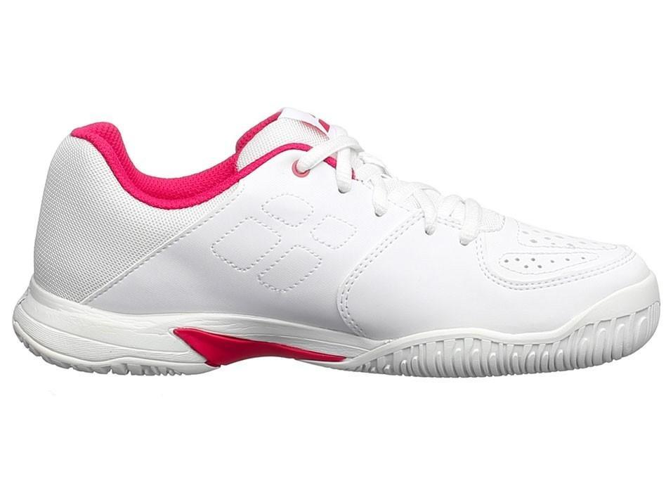 Детские теннисные кроссовки Babolat Pulsion BPM White/Pink
