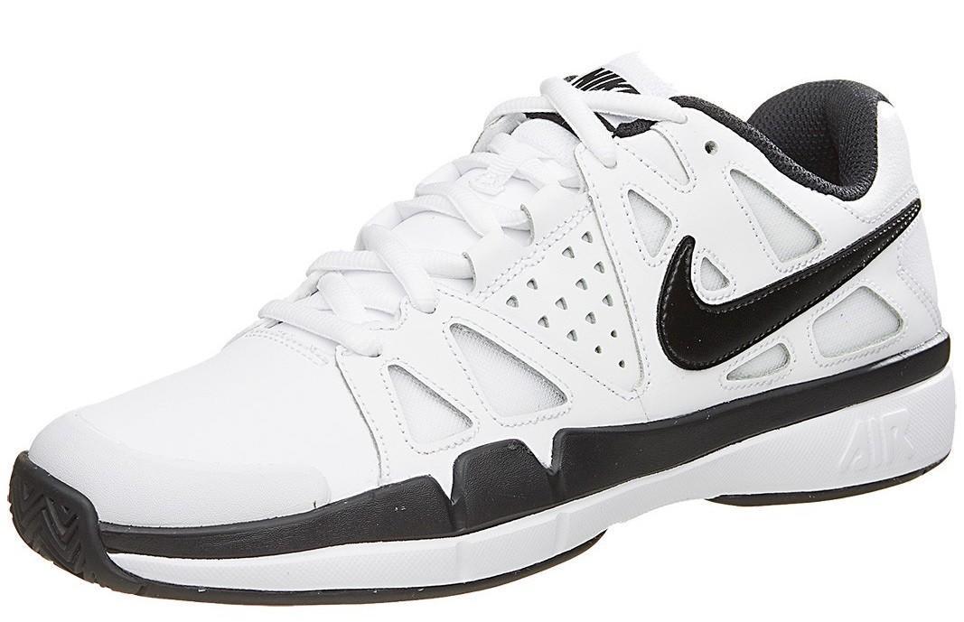 Детские теннисные кроссовки Nike Air Vapor Advantage Leather White/Black