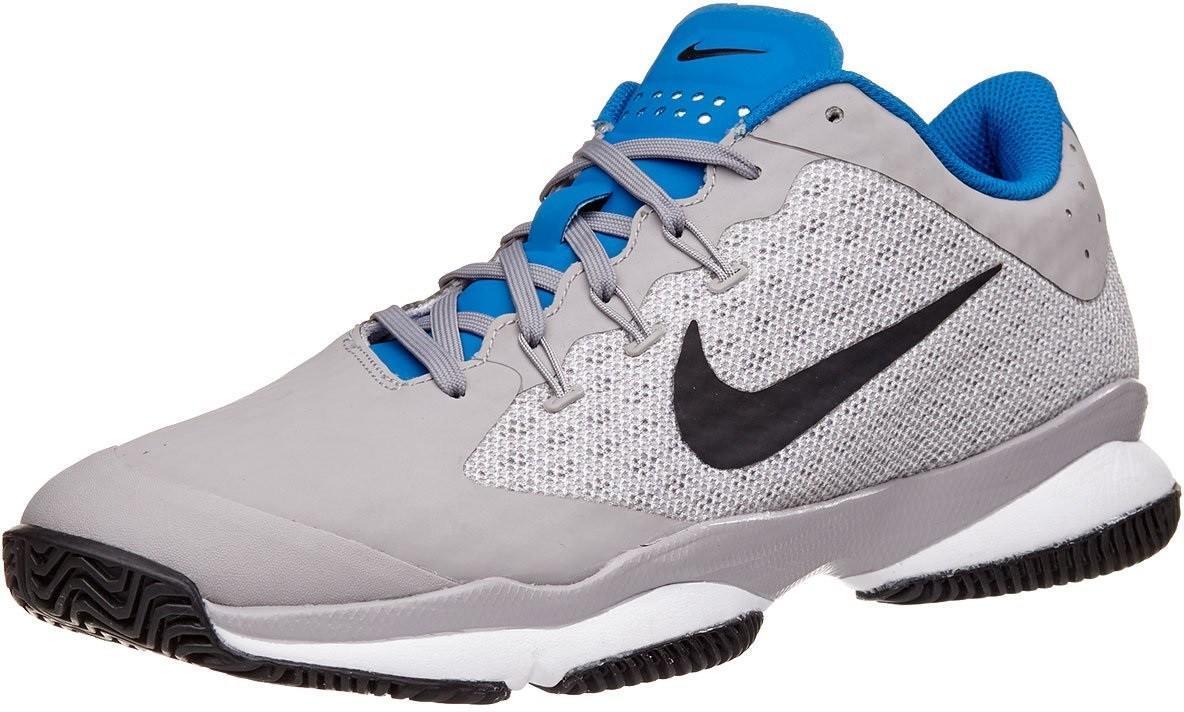 Детские теннисные кроссовки Nike Air Zoom Ultra atmosphere grey/black/white