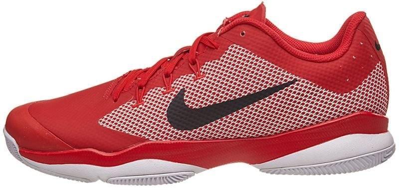 Детские теннисные кроссовки Nike Air Zoom Ultra Red/Black