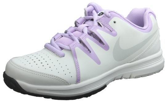 Детские теннисные кроссовки Nike Vapor Court Grey/Lilac