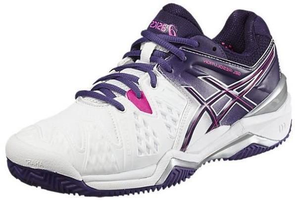 Теннисные кроссовки женские Asics Gel-Resolution 6