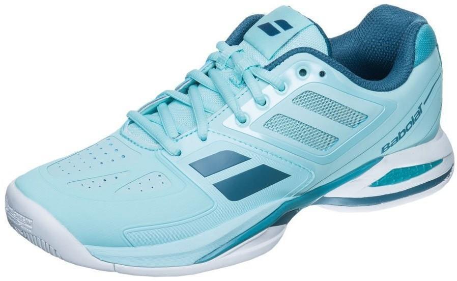Теннисные кроссовки женские Babolat Propulse Team All Court W blue