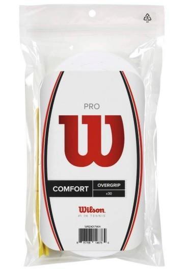 Намотка Wilson Pro Overgrip (30 шт.)white