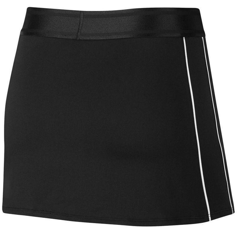 Теннисная юбка женская Nike Court Dry Skirt black/white