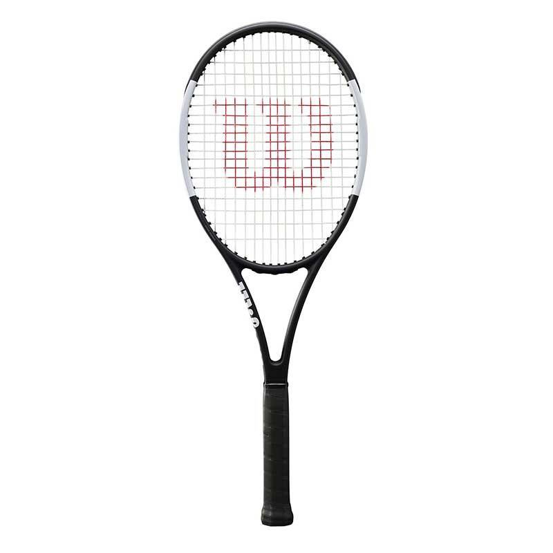 Теннисная ракетка Wilson Pro Staff 97L 2019 black/white