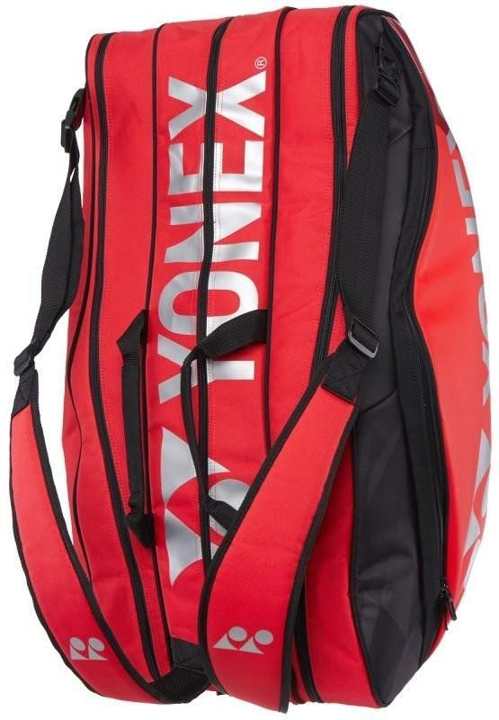 Теннисная сумка Yonex Pro Racquet Bag 9 Pack flame red
