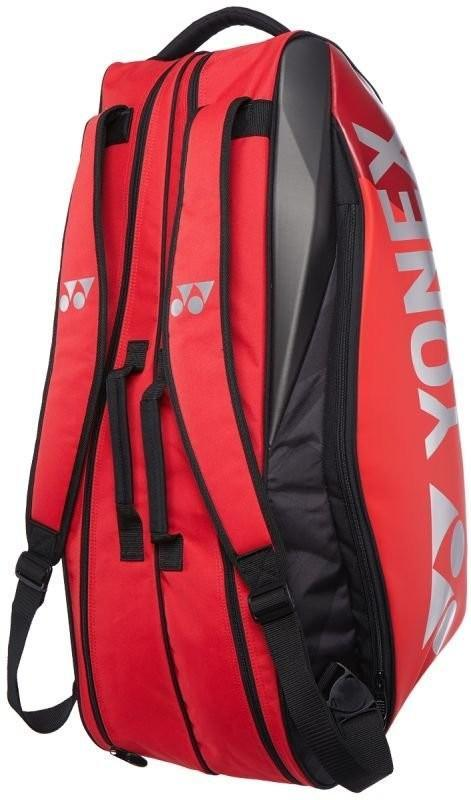 Теннисная сумка Yonex Pro Racquet Bag 6 Pack flame red