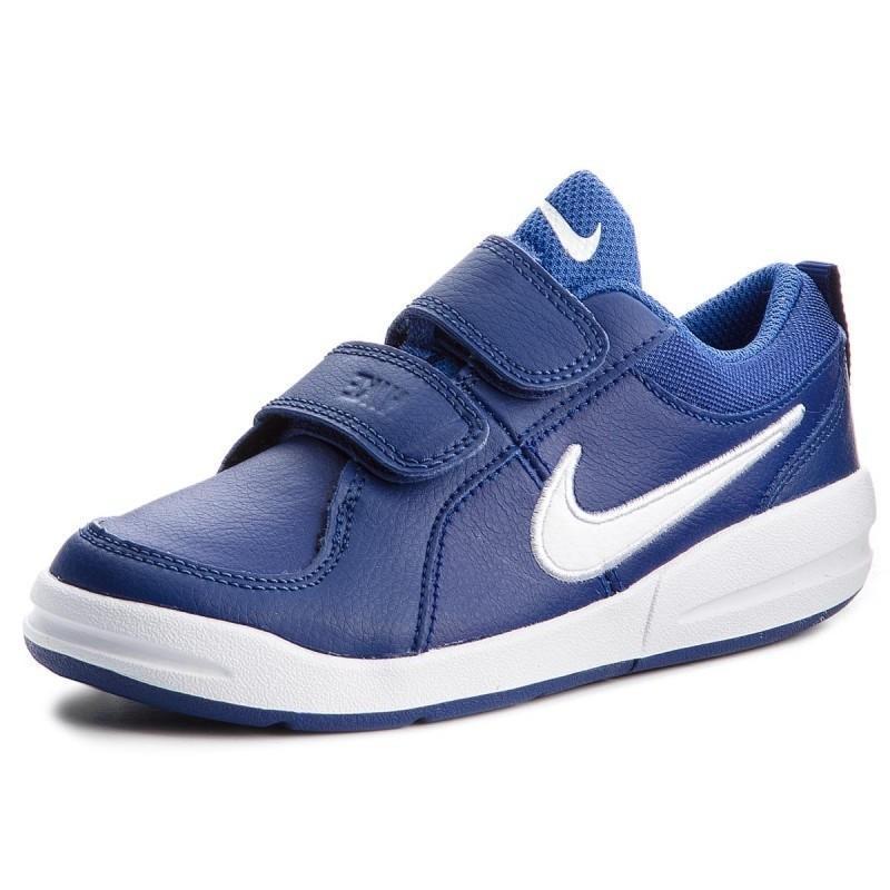 3d07f6d4 Детские теннисные кроссовки Nike Pico 4 (PSV) deep royal blue/white ...