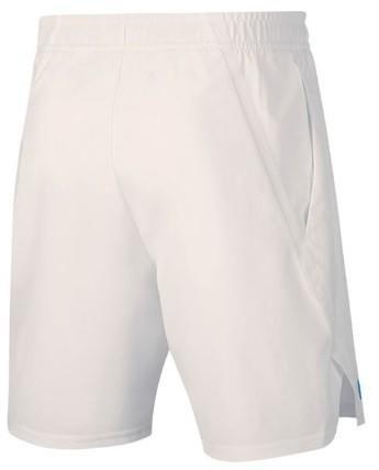 Теннисные шорты детские Nike Boys Court Flex RF Ace Short white/university blue