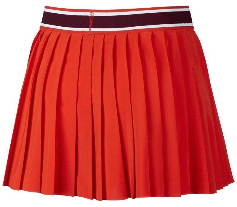 Теннисная юбка женская Nike Court Victory Skirt habanero red