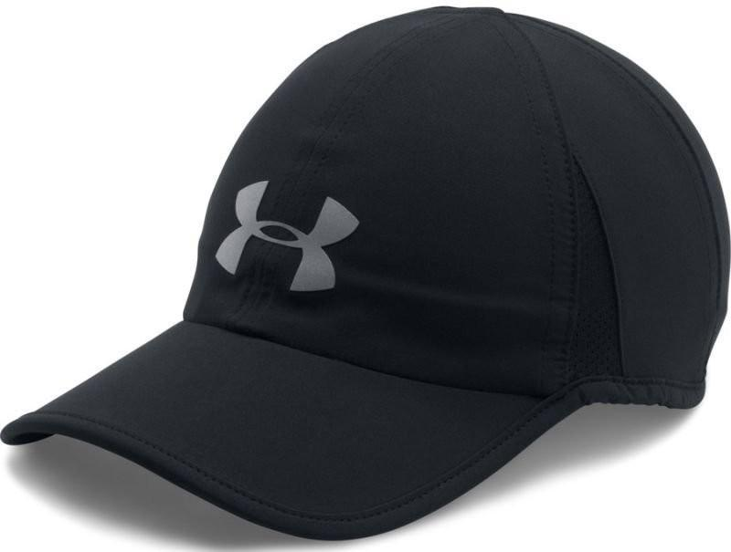 Теннисная кепка Under Armour Shadow Cap 4.0 Men black