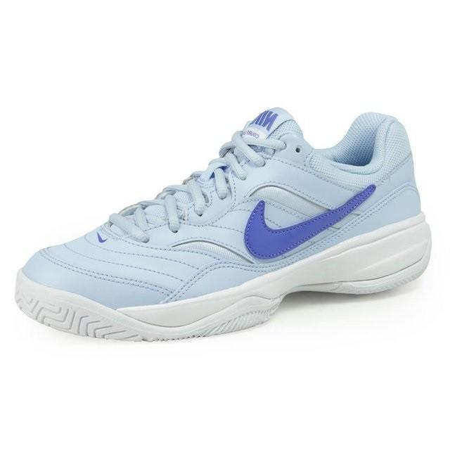 8d445a78 Теннисные кроссовки женские Nike Court Lite light/blue | TennisMaster